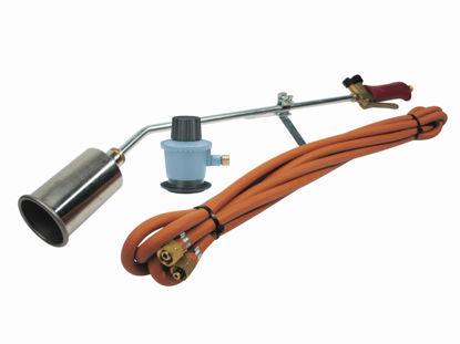 Billede af Tagbrændersæt inkl. regulator og 5 m. slange