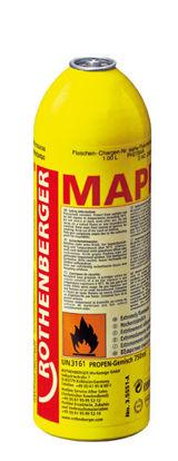 Billede af Super Fire MAPP-gas, 750 ml (Super Fire 3)