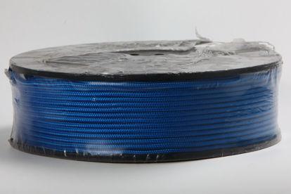 Billede af Flisesnor 5 mm x 220 mtr. blå