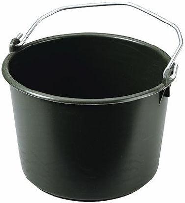 Billede af Murerspand kraftig Blå 20 liter