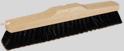 Billede af Skolekost, imit. hår blød 40 cm                                                         630625