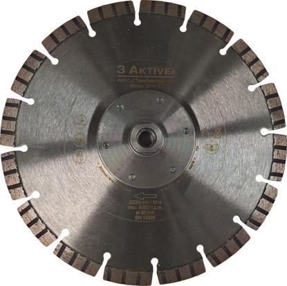 Billede af Diamantklinge AktivCut Tætskæringsklinge 230 mm Beton
