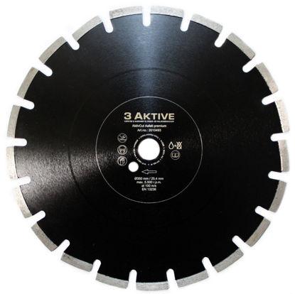 Billede af Diamantklinge AktivCut Premium 350 mm Asfalt