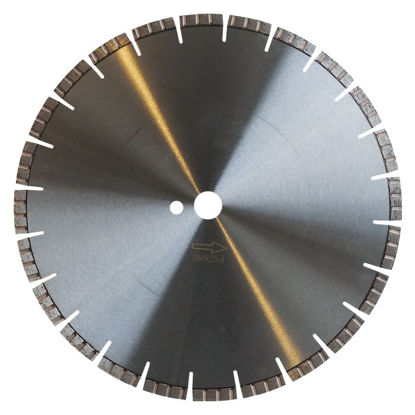 Billede af Diamantklinge SilenceCut 350 mm Beton/Granit