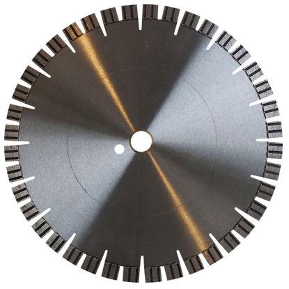 Billede af Diamantklinge SilenceCut Premium 350 mm, LongLife (25,4/30) Beton/Granit