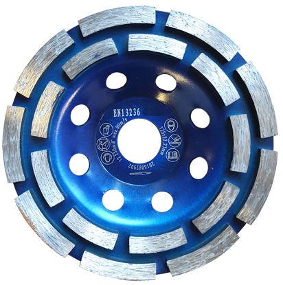 Billede af Diamantkopsten 125 mm AktivCut ECO (Dobbelt ring)