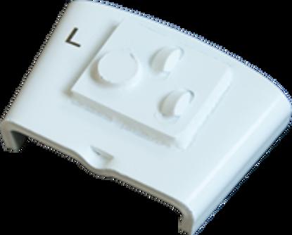 Billede af Diamantsegment t/ HTC Farve/PVC/Lim - L (venstre løb)