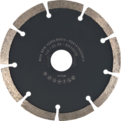 Billede af Fugefræseklinge 125 mm, 10 mm (Beton/Mørtel)