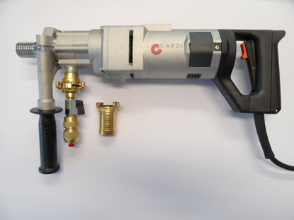 Billede af Cardi Kerneboremaskine T1800-102 ME EL, 65-130/165 mm - håndholdt/tør-våd