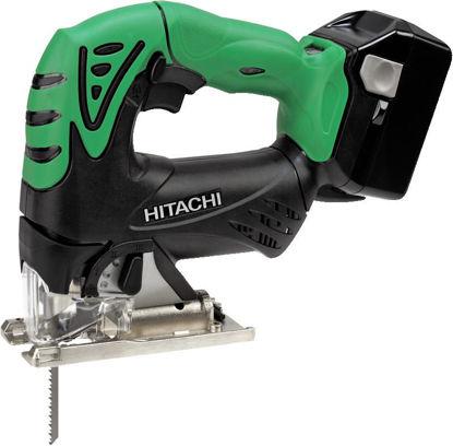 Billede af Hitachi CJ18DSL akkustiksav m/5,0Ah batterier