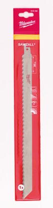 Billede af Milwaukee Bajonetsavklinge 300/Bølget kniv (ISOLERING)