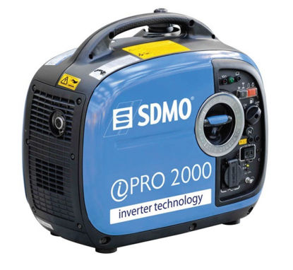 Billede af SDMO Inverter PRO2000 Generator