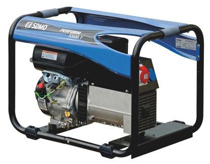 Billede af SDMO Perform 5500T - 400 V/4500 W Generator