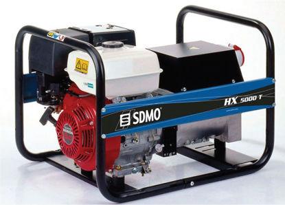 Billede af SDMO HX5000T Generator