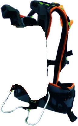 Billede af Weber Ryg-bæresele t/ batteripakke ULiB1200