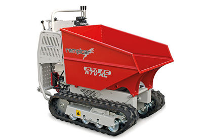 Billede af Rambicar R100 Lavebåndstransporter u/værktøj (Honda GX390)