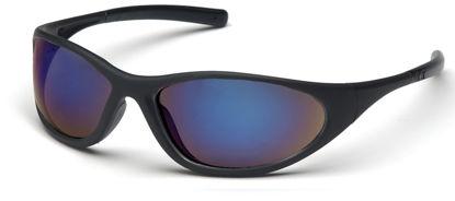 Billede af Zone II sikkerhedsbrille m/orange solglas