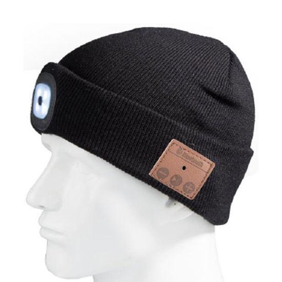 Billede af Hue m/ indbygget bluetooth headset, grå