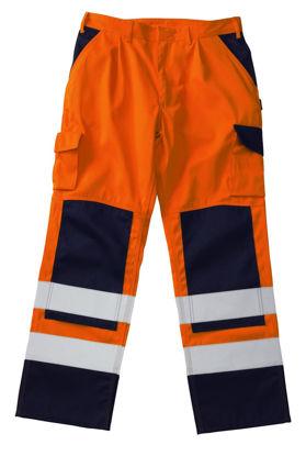 Billede af Kendal buks, orange/marine, str. C49