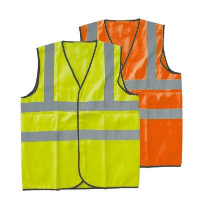 Billede af Sikkerhedsvest, gul, XL