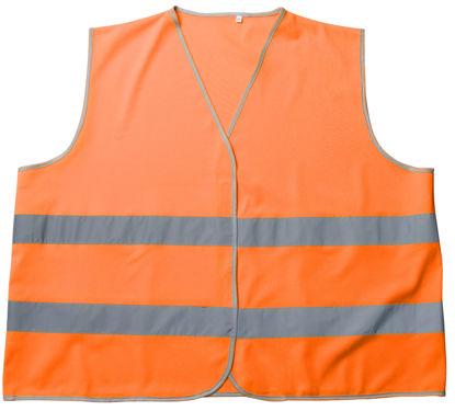 Billede af Weyburn trafikvest, orange, str. M/L