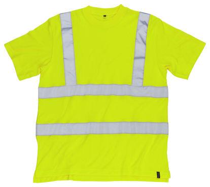 Billede af Roblin T-shirt, gul, str. 2XL