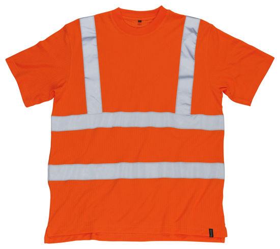 Billede af Roblin T-shirt, orange, str. M