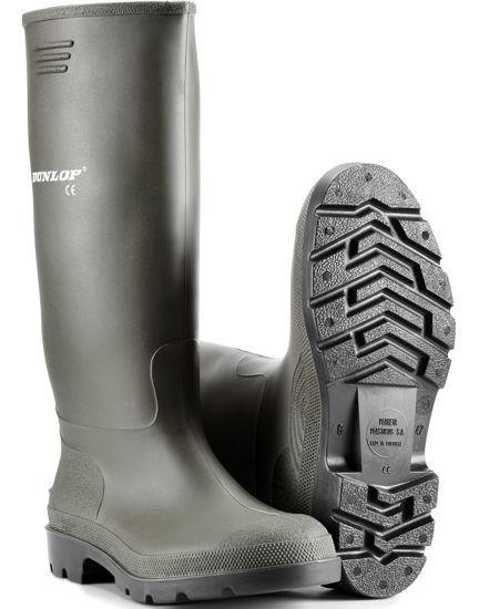 Billede af Dunlop Pricemaster gummistøvle u/sh, str. 43