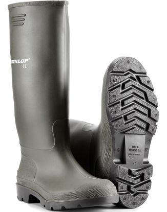 Billede af Dunlop Pricemaster gummistøvle u/sh, str. 42