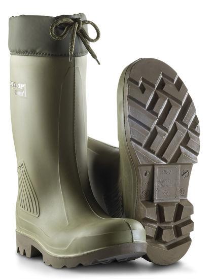 Billede af Dunlop Thermoflex, sh-gummistøvle 43