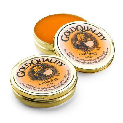 Billede af Gold Quality Læderfedt 190 ml - natur