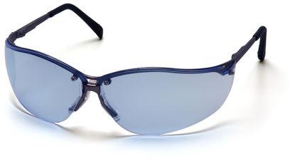 Billede af Uvex sikkerhedsbrille I-Works med solglas