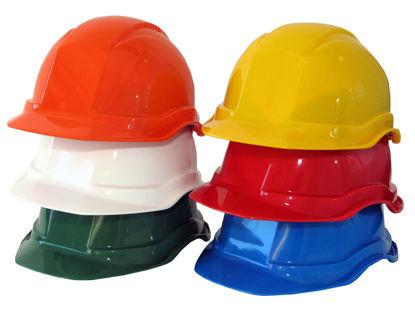 Billede af Balance sikkerhedshjelm gul