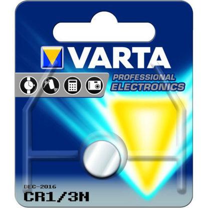 Billede af Batteri knapcelle CR1/3N lithium 3V.