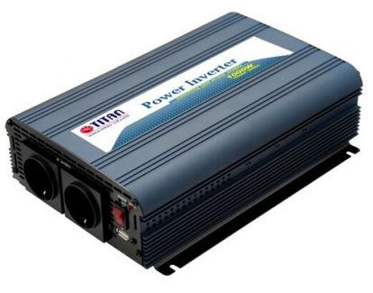 Billede af Inverter 1000/2500 W, 12 -> 2 x 230V