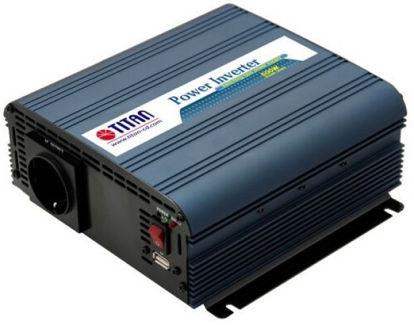 Billede af Inverter 600/1500 W, 12 -> 230V