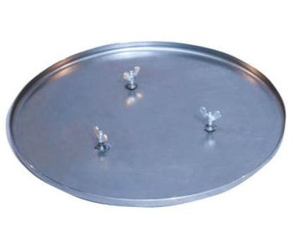 Billede af B-Mac Glitterplade (stål) Ø52 cm t/BM60400