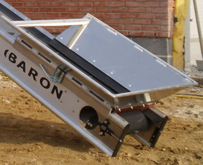 Billede af Baron Fødekasse til Transportbånd