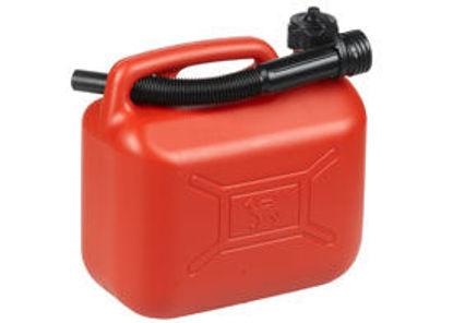 Billede af Benzindunk rød 5 liter