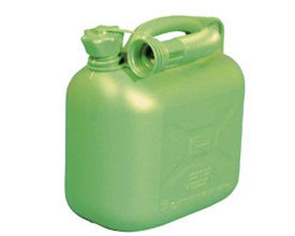 Billede af Benzindunk grøn 10 liter