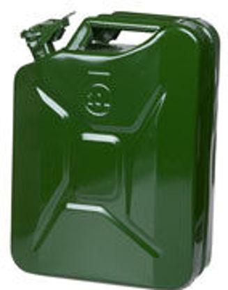 Billede af Jerry Can benzindunk 20 liter, Grøn