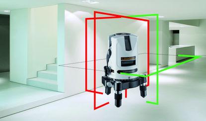Billede af Laserliner Streglaser CombiCross-Laser 5