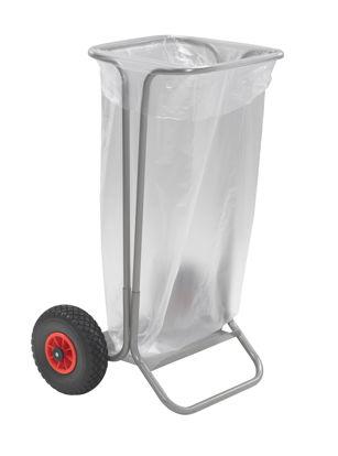 Billede af Ravendo affaldsvogn m/PUR hjul