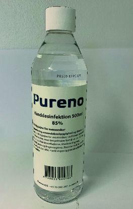 Billede af Pureno Håndsprit 500 ml.