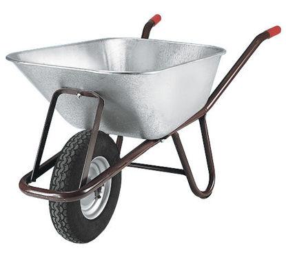 Billede af Müba mørtelbør 90 liter m/PUR dæk