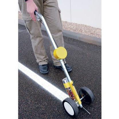 Billede af Soppec vogn/håndtag t/ TRACING markeringsspray, 2 hjul