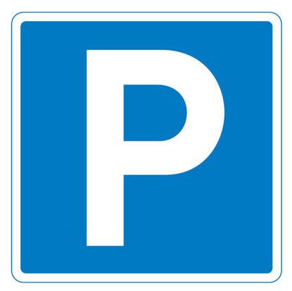 Billede af Oplysningstavle E33.1 Parkering