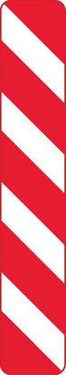 Billede af Kantafmærkning N42.3 - 110 x 25 cm (Metal)