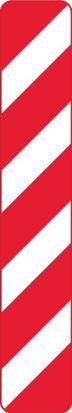 Billede af Kantafmærkning N42.2 - 110 x 25 cm (Metal)