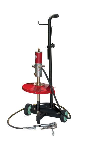 Billede af Kabi trykluftdreven smøreapparat t/20 kg. fedtspand